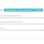postmatic wordpress email plugin