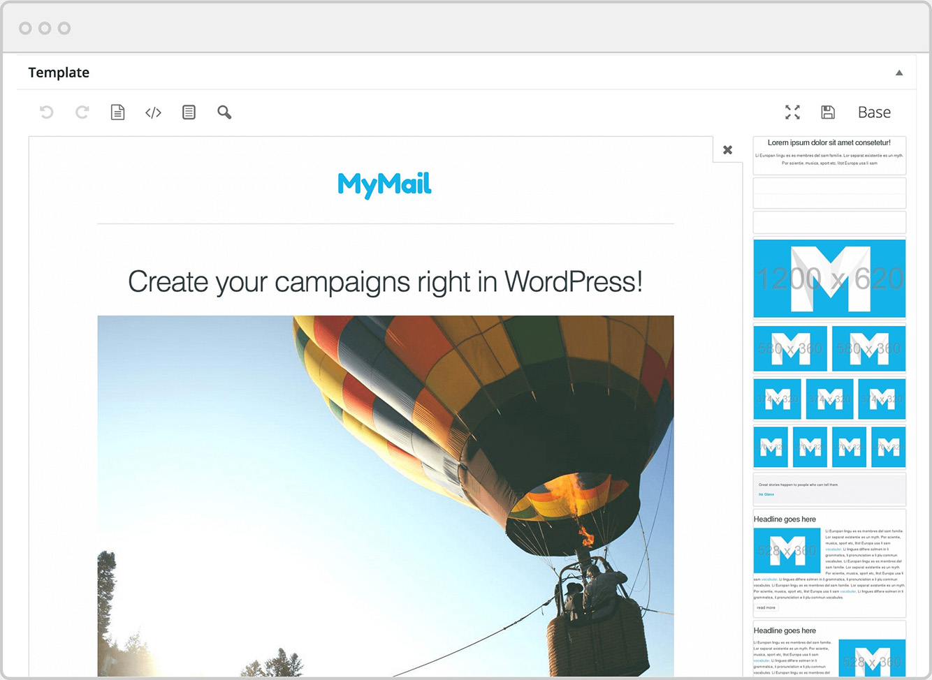 wordpress email marketing plugin