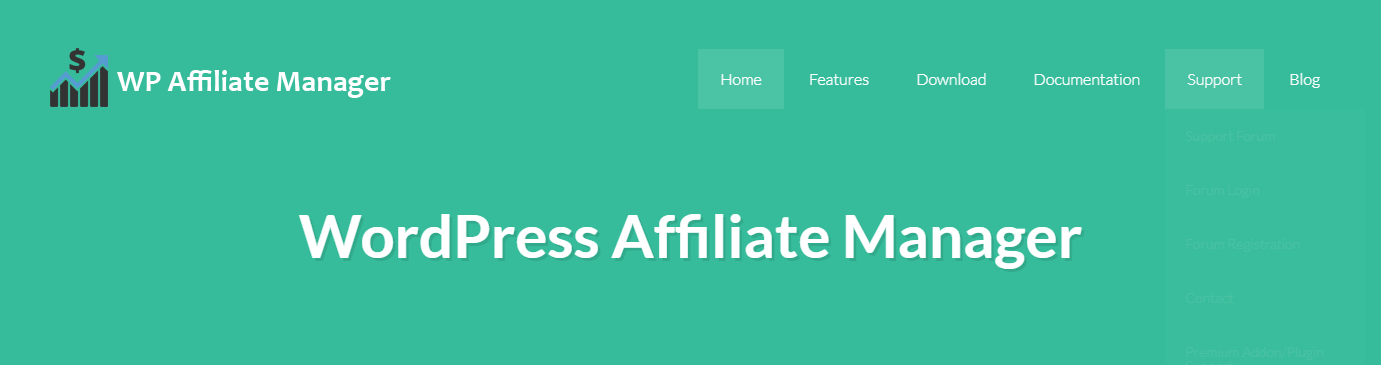 WordPress affiliate program plugin